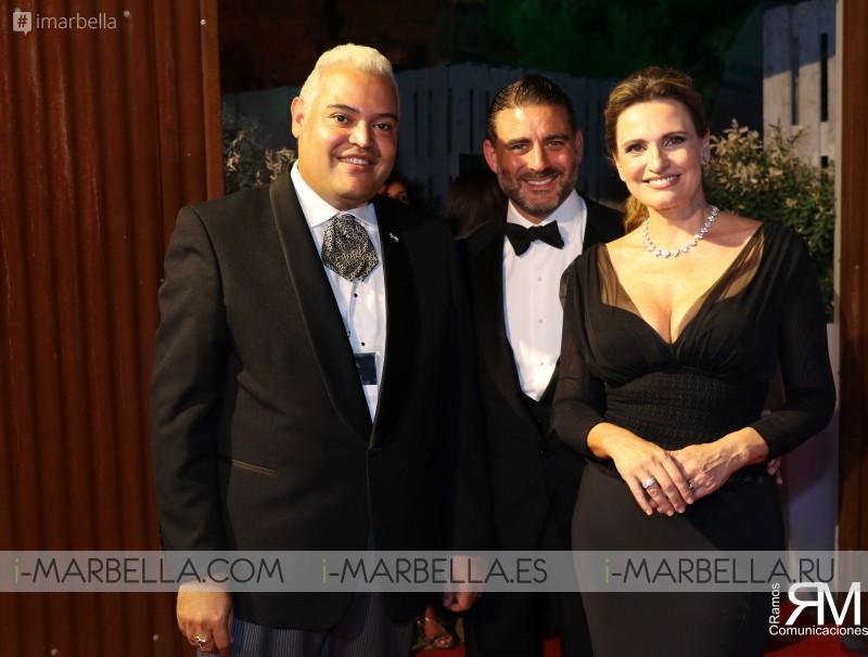 IX Starlite Gala con Antonio Banderas y Sandra García-San Juan - 11 Agosto 2018