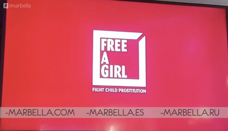 Free A Girl will help 50 Girls with funds raised on Marbella Charity Night 'One for Nepal' 2018