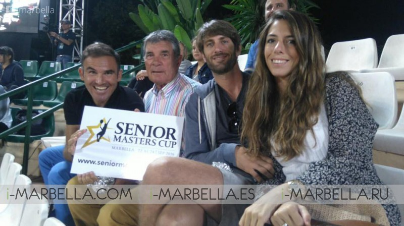 Carlos Moyá, Juan Carlos Ferrero, Marat Safin y más estrellas del tenis protagonizarán la Senior Masters Cup en Marbella 28 y 29 de Septiembre 2018