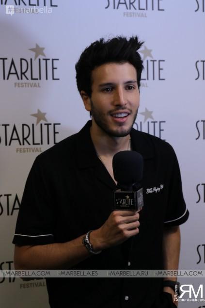 Sebastian Yatra y Gente de Zona en @StarliteFestival  2018
