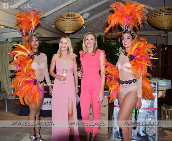Over 50.000€ were raised @Puente Romano World Vison Charity Gala 2018 Gallery