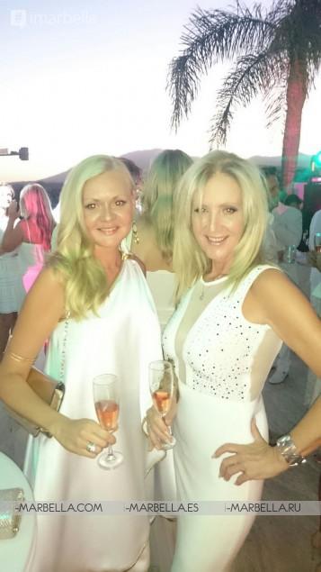 Karina Miller Blog 8: Partying in Marbella 2018