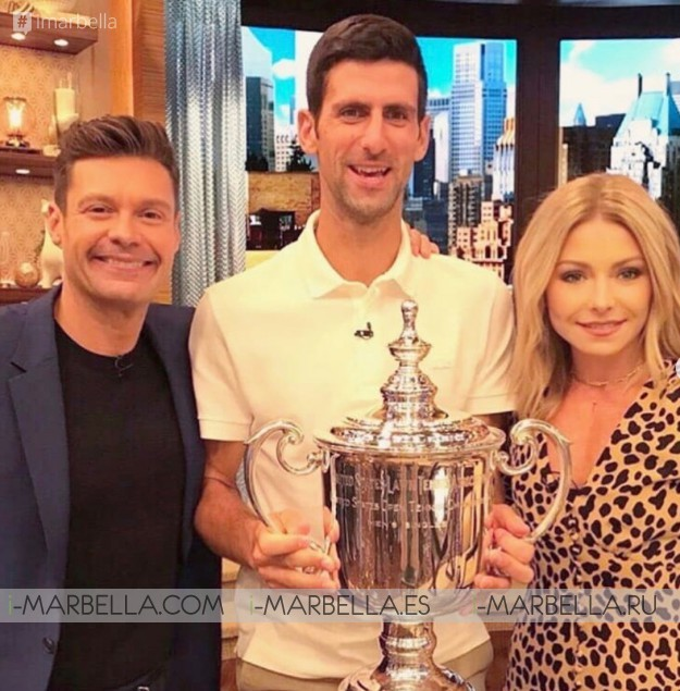 Novak Djokovic Won the U.S. Open for His 14th Grand Slam Title 2018