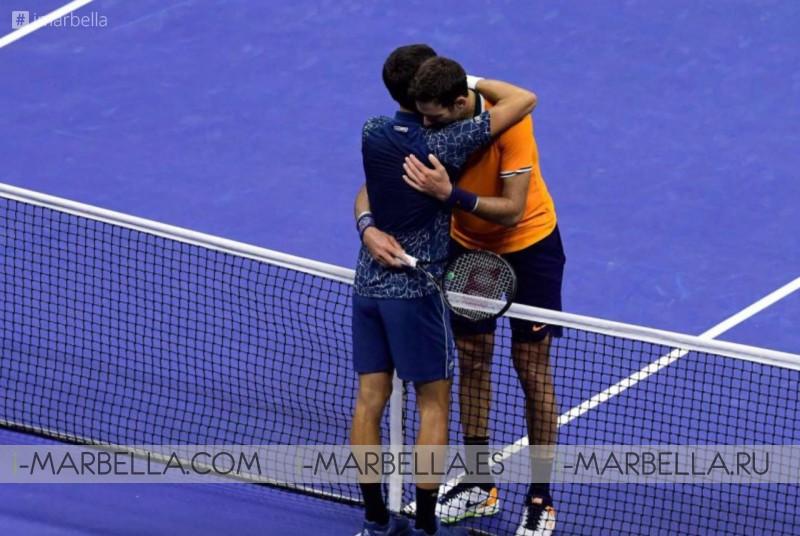 Novak Djokovic Won the U.S. Open for His 14th Grand Slam Title 2018