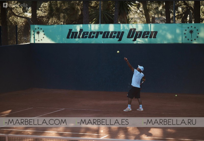 Intecracy Amateur Open Tennis Tournament for tennis lovers @Royal Tennis Club Marbella 7 to 14 October 2018