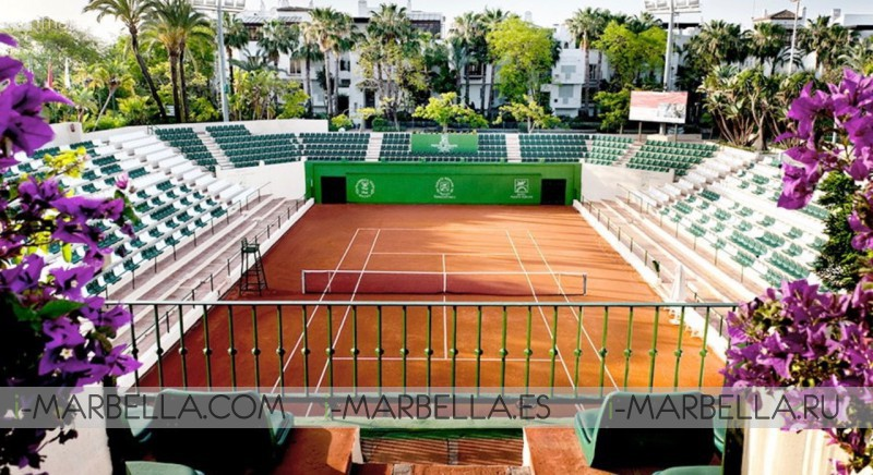 Carlos Moya, Juan Carlos Ferrero, Yannick Noah, Albert Costa, and more stars will compete at Senior Masters Cup  28 & 29 September in Marbella 2018