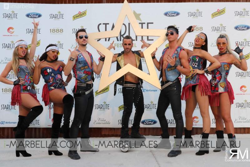 Starlite Festival cerró su VII Edición con record de asistencia - Septiembre 2018