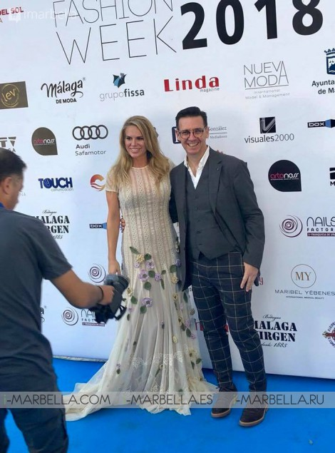 Málaga Fashion Week 2018 shows high couture and gives out awards