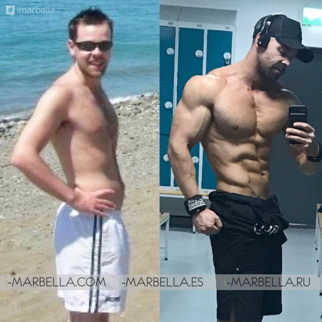Exclusive Interview with Peet Rothwell Fitness aka Michael Buble @Marbella 2018