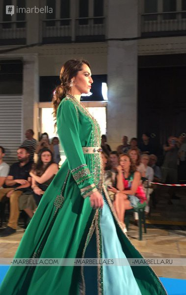 Málaga Fashion Week 2018 shows high couture and gives out awards Vol. 2