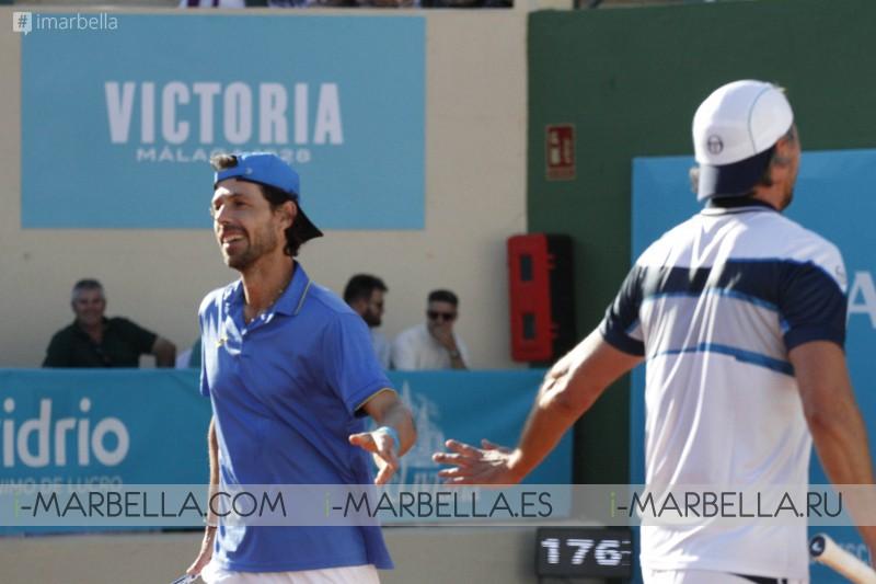 Ferrero es el Campeón De La 3ª Senior Masters Cup Marbella, 2018 - Galería