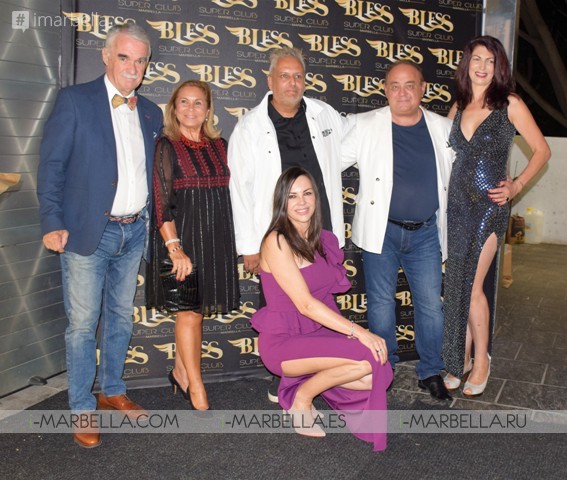 Hoffman, Helena Olaya and Hector Cantolla awarded at 2018 Marbella Loves by Bless Awards - Gallery