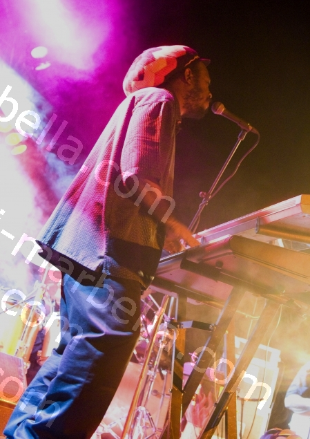 Third World Summer Concert at Puro Beach, Laguna Village, Estepona