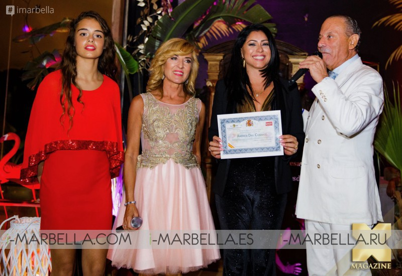 Oscar Horacio's Golden Book ''Top 100 Businesswomen of Marbella'' Gala @Bless 2018 Gallery