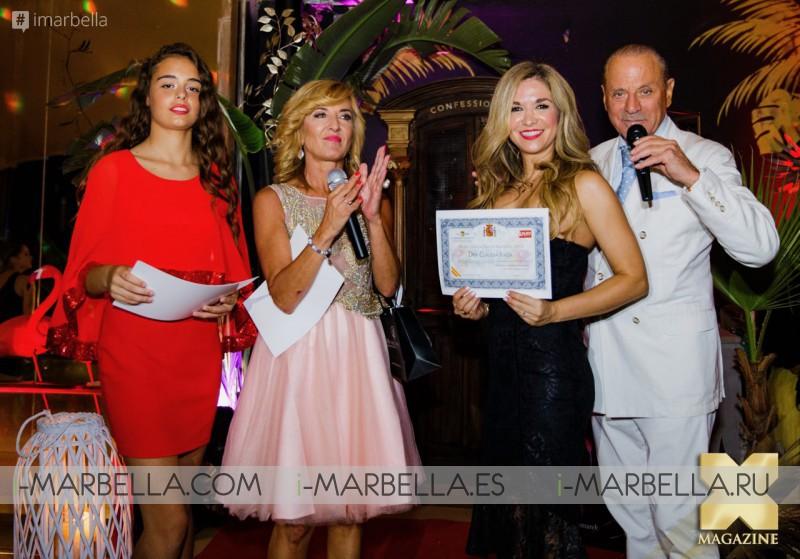 Oscar Horacio's Golden Book ''Top 100 Businesswomen of Marbella'' Gala @Bless 2018 Gallery