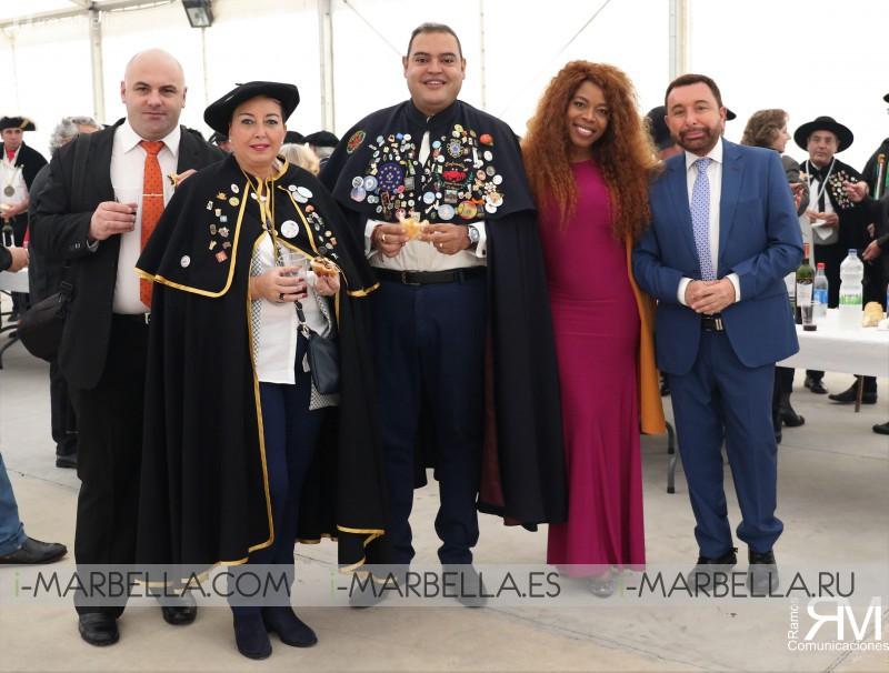 XVIII Capítulo Cofradia Aceite de Oliva de Navarra - 20 Octubre 2018