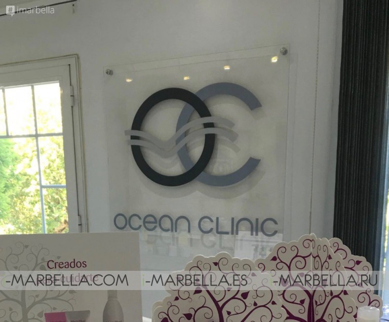 Congratulations to Ocean Clinic Marbella for 10 years of Surgical Excellence, Art and Science 2018