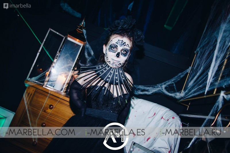 Halloween night with Danny Wade @ Bless Marbella, October 31, 2018 Gallery