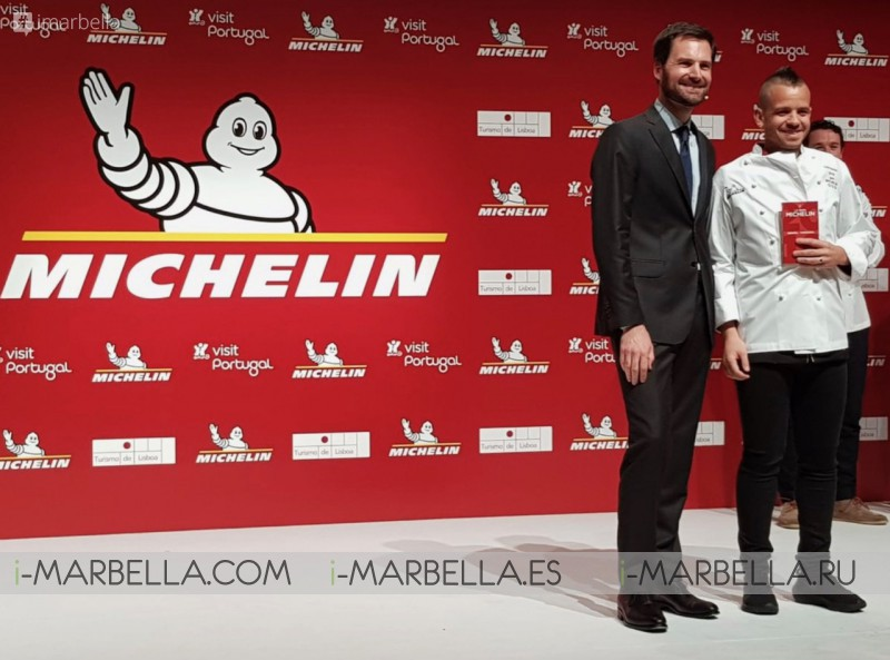 Dani Garcia gets a third Michelin star 2018
