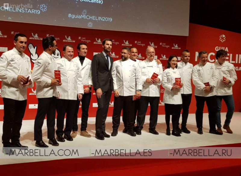 Dani Garcia gets a third Michelin star 2018