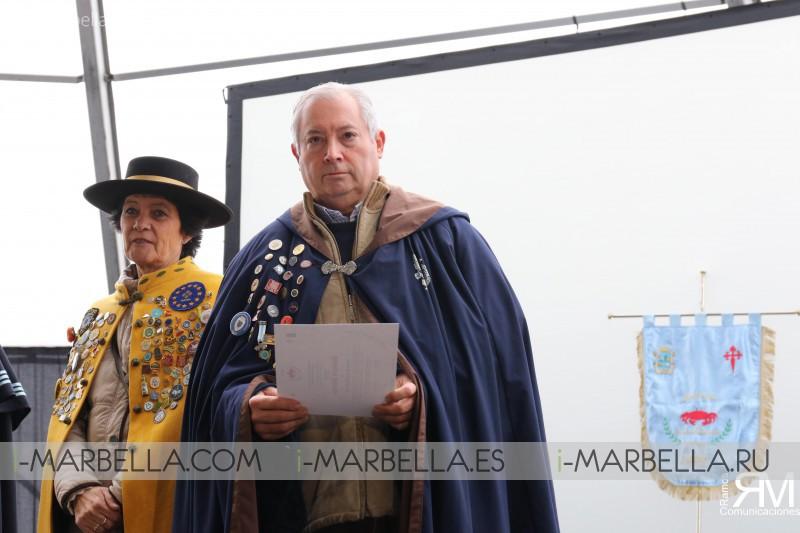 XXVI Capítulo de la Cofradía del Cenollo Larpeiro de O Grove - 24 Noviembre 2018