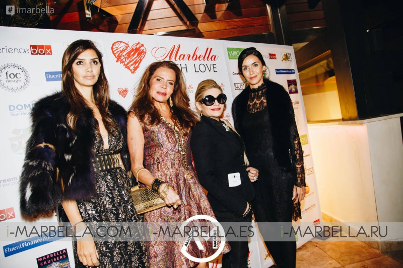 Marbella With Love! Launching of Mr. Maph & friends charity tour @ Kah Marbella 2018 Gallery