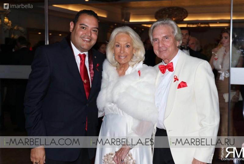 Concordia Annual Christmas Charity Gala St. Nicolas @ Puente Romano December 2018
