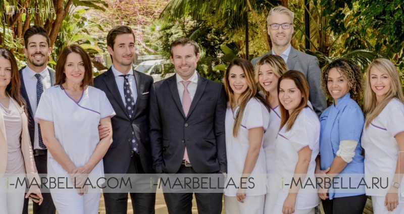 Dr. Kai Kaye announces opening of new Ocean Clinics in Madrid and Zurich December 2018