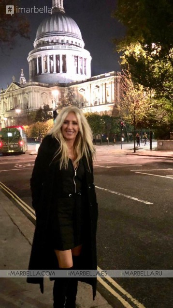 Karina Miller Blog 13: How much I love being in London December 2018