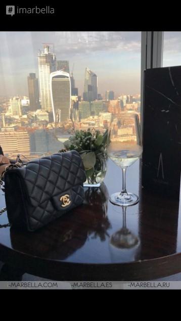 Karina Miller Blog 13: How much I love being in London December 2018