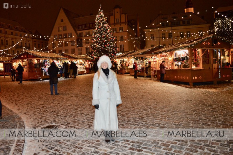 Annika Urm Blog: Enjoying the Best Christmas Market in Europe @Tallinn, Estonia 2018