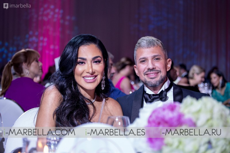 Eva Longoria y María Bravo recaudan fondos en Dubái para Sarah Almagro @ Dubai, 13 de Diciembre 2018