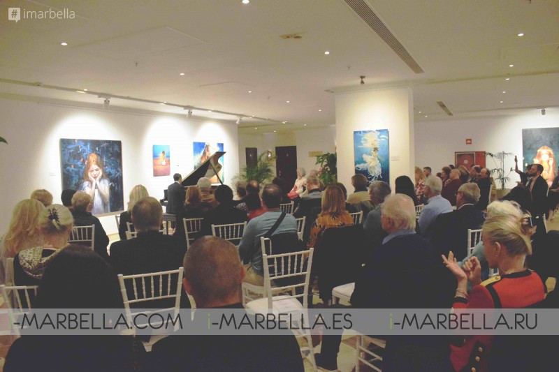 A marvelous play by Billy O'Brien @ Kempinski Hotel Bahía's Marbella 24th of January, 2019