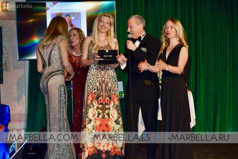 Oscar Horacio did it Again! Successful Los 100 Marbella Gala @ Döss 15, March 2019