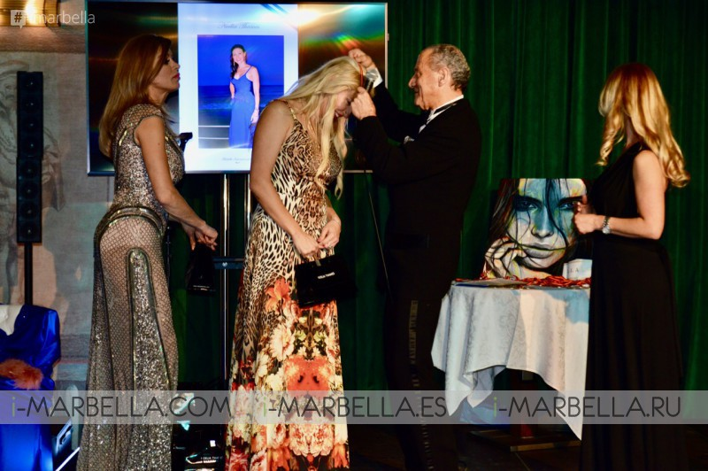 Oscar Horacio did it Again! Successful Los 100 Marbella Gala @ Döss 15, March 2019