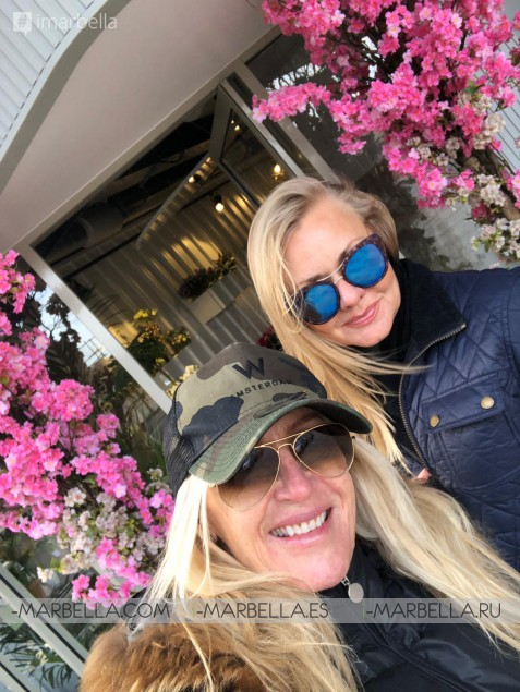 Karina Miller Blog 14: Survived the Winter in London, Spring is Now Here! 2019