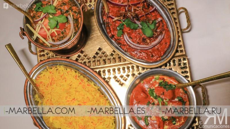 JAIPUR PALACE aunténtico sabor de la India - 25 Marzo 2019
