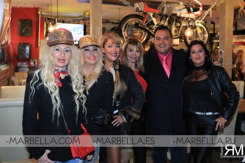 Daytona Motor Passion 1st Anniversary & Mario Guarnieri Birthday Party in Marbella March 2019