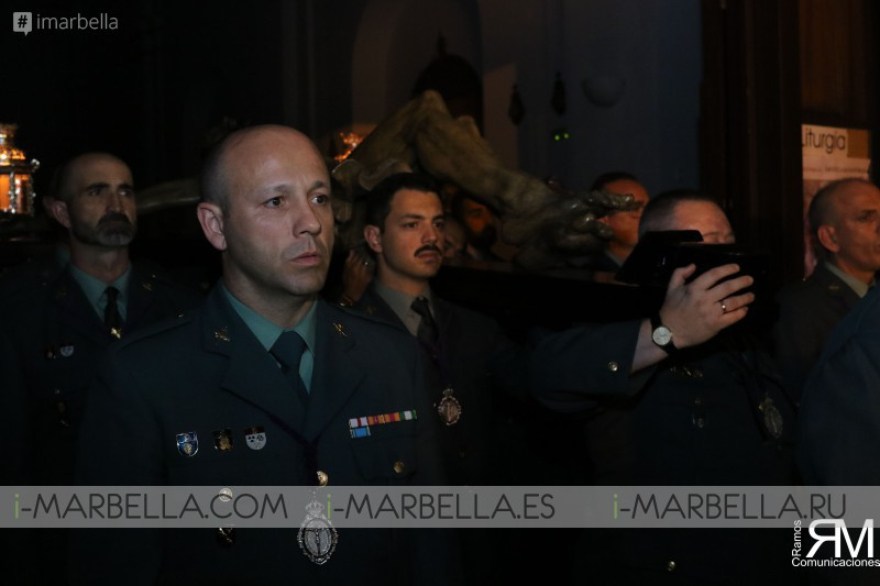 Traslado de los Titulares Archicofradía de la Expiración de Málaga - Viernes 12 de Abril 2019