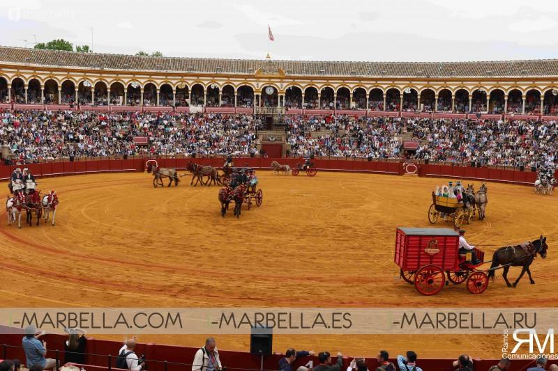 Feria de Primavera en Sevilla - Mayo 2019