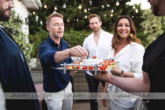 Resounding Success Of The 3rd Global Gift & Ronan Keating Golf, Gala And Concert - May 3, 2019
