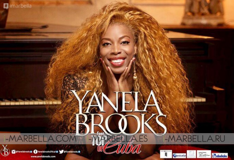 Yanela Brooks Feat. Top of Cuba @Havana 2019