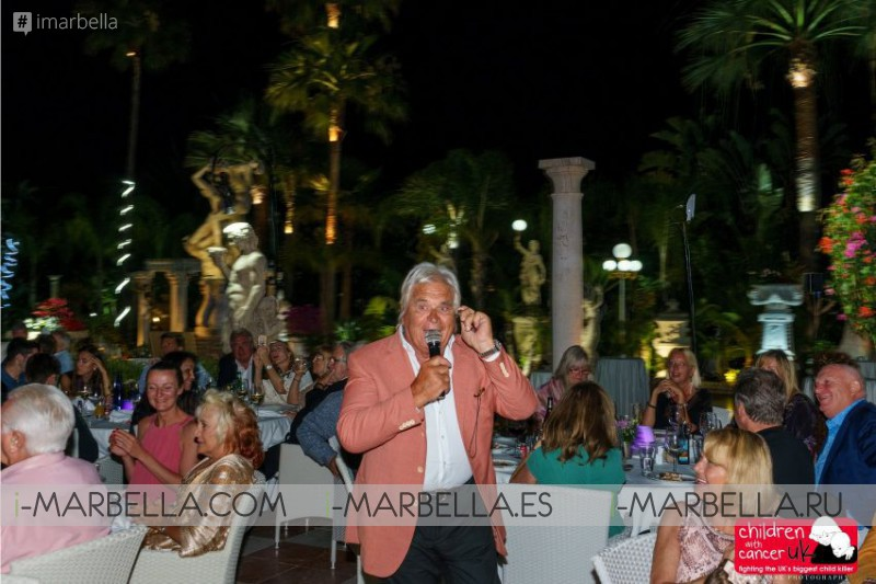 Gala Dinner and Summer Party on Behalf of Children with Cancer UK @ Marbella June 2019 Gallery