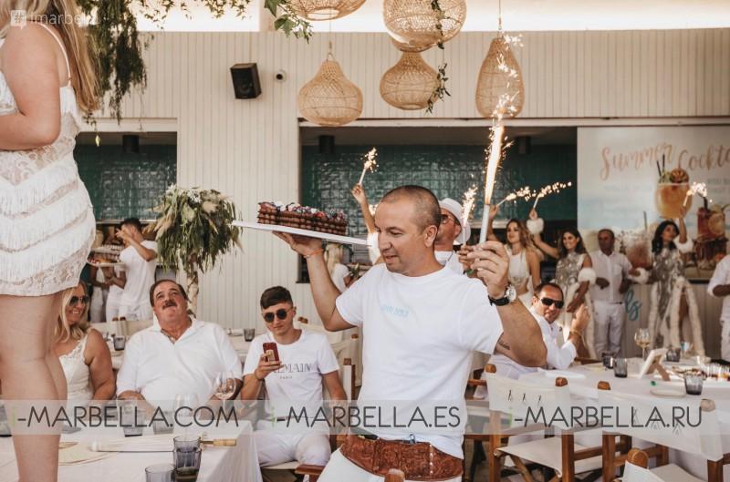 16th Nikki Beach Marbella's White Party Rocks again @Gallery 2019