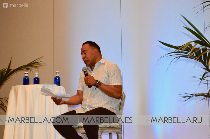 Tim Storey: Listen to Your Dreams, Be the Best Version of Yourself, Be a Billboard Example – Marbella, 2019