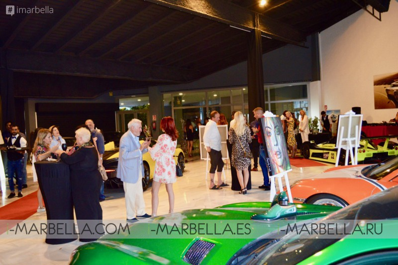 Guarnieri, Rubia Caldeira Art and Luigi Spago Fashion Cocktail Party @Puerto Banus 2019 Gallery