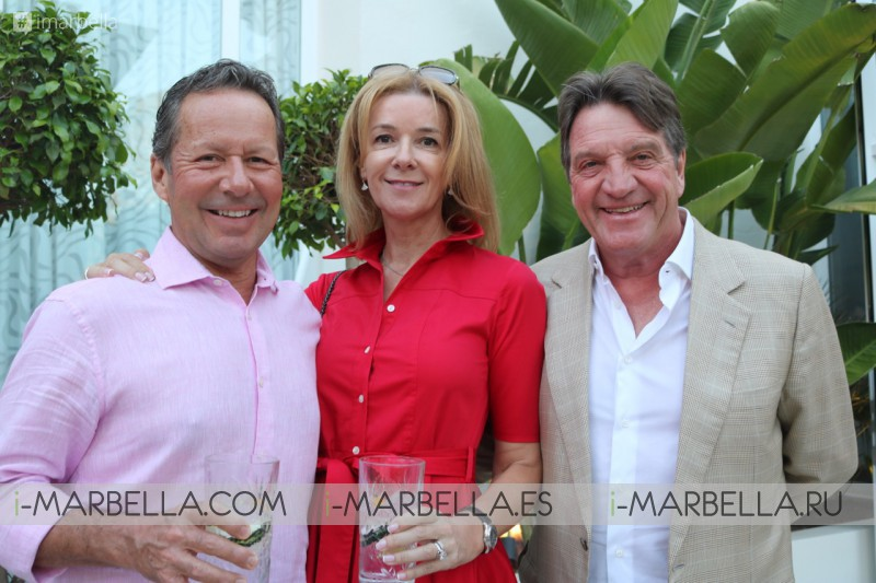 Over 14,000€ gathered on the Collective Calling's Charity Gala Marbella June 2019 Gallery