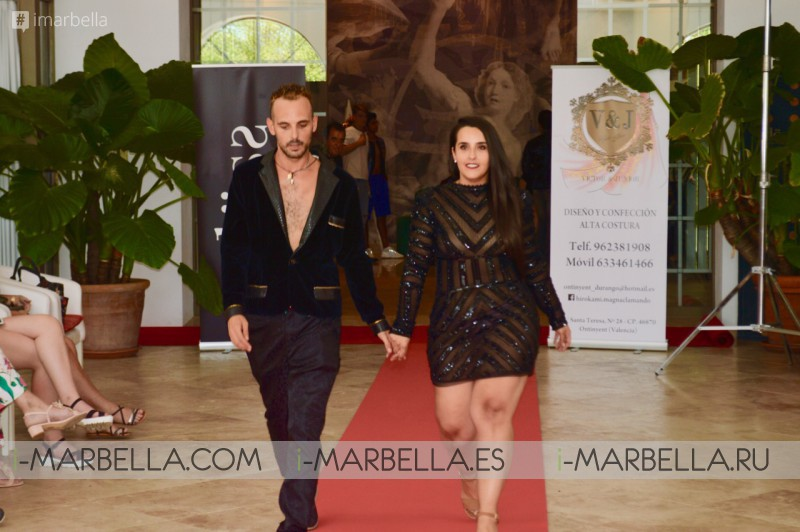 DÖSS Marbella fabulous Sunday Fashion Brunch with Victor & Junior Haute Couture 2019 Gallery
