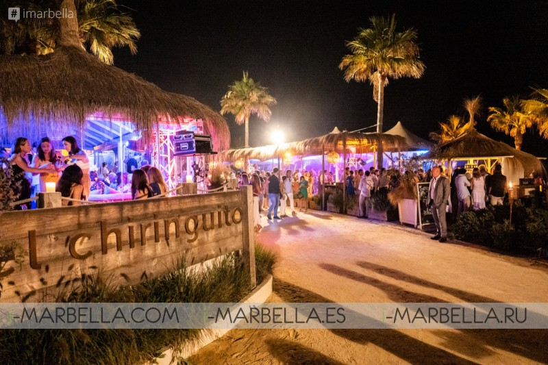 El Chiringuito Marbella grand opening 27th of June 2019 Gallery