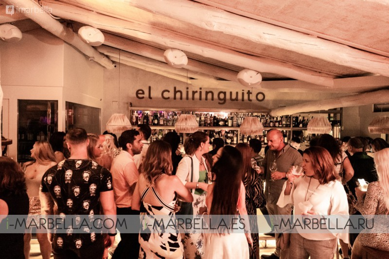El Chiringuito Marbella grand opening 27th of June 2019 Gallery